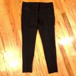 LOFT skinny black dress pants